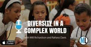 Diversity in a Complex World with Rafranz Davis