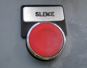 On Social Media, Silence, and Things That Matter