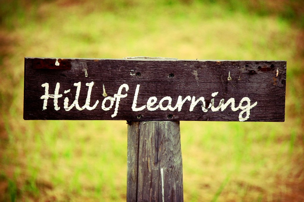 Hill of learning
