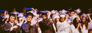 High school graduation class