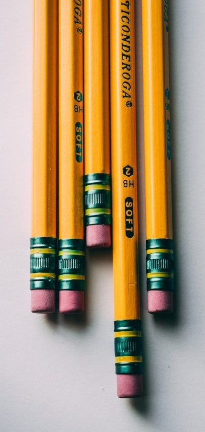 Number 2 pencils David Pennington