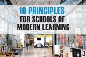 Modern Learners ebook 10 Principles for Schools of Modern Learning