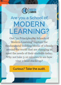 10 Principles for Schools of Modern Learning audit