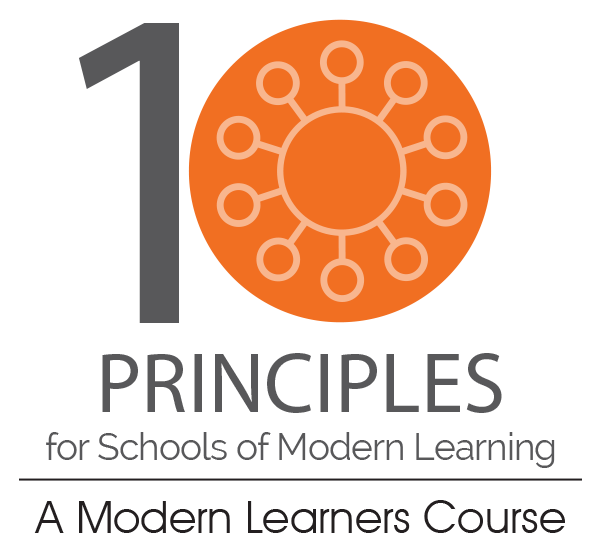 10 Principles for Schools of Modern Learning Course