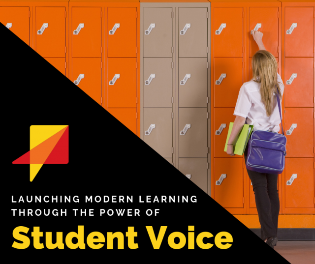 launching student voice