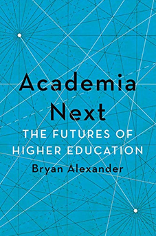 Academia Next book on change
