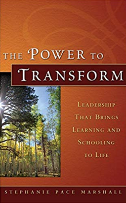 Power to Transform book